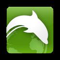 돌핀브라우저 HD logo