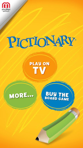 Pictionary for Samsung TV