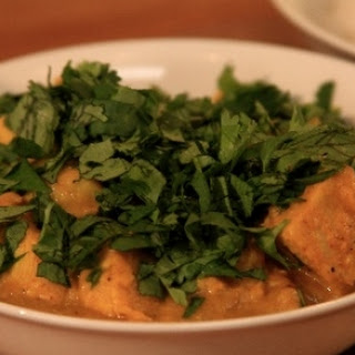 Turkey Curry.