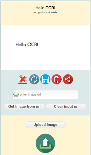 OCR Droid Beta