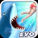 تحميل لعبة Hungry Shark Evolution.apk لعبة مميزة جداً للاندرويد والهواتف الذكية مجانية