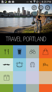 Travel Portland - screenshot thumbnail