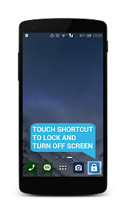 Screen Off & Lock Screenshot