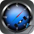 Compass Slightly with Map[ADs] icon