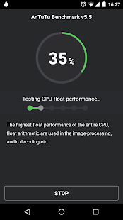 AnTuTu Benchmark- screenshot thumbnail