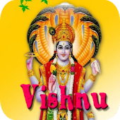Lord Vishnu HD Live Wallpaper