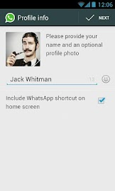 WhatsApp Messenger Screenshot 3