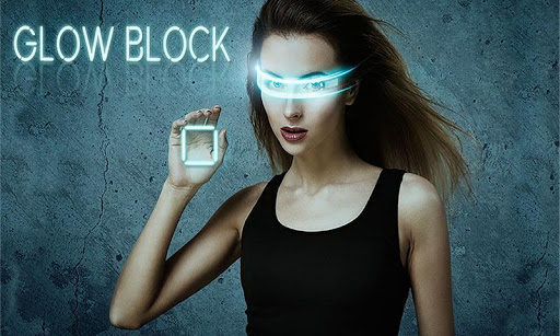 Glow Block – Neon Blocks Game