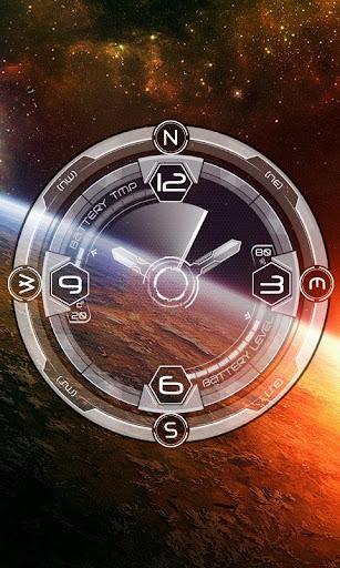 Earth Theme Galaxy Series LWP