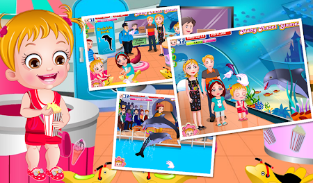 Baby Hazel Dolphin Tour 6 screenshot 641336