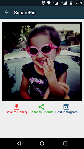 無料媒体与影片AppのInstagramのための正方形の写真 記事Game