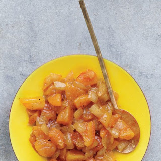 Apricot-Orange Chutney.
