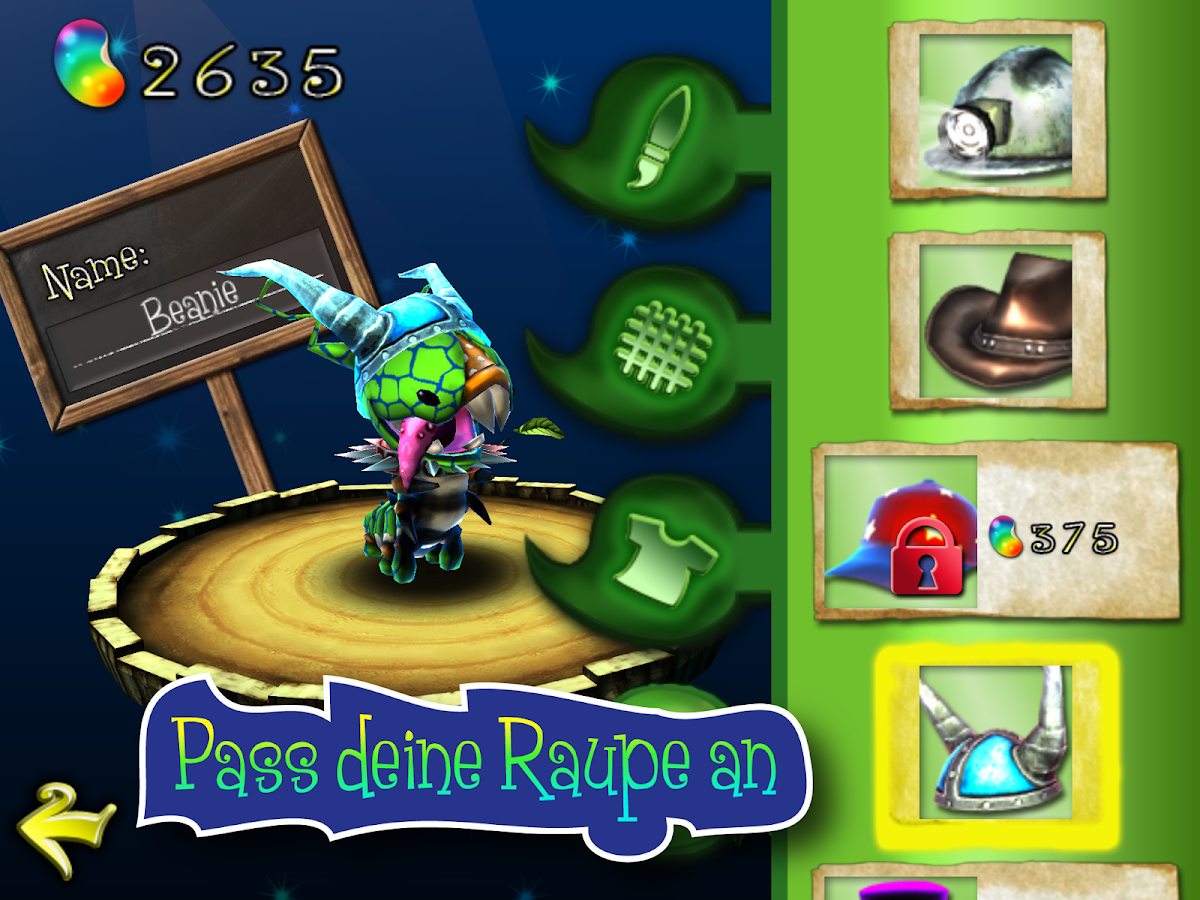 Magic Beanie F2P – Screenshot