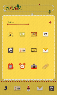 SantaBand dodol launcher theme - screenshot thumbnail