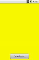Screenshot of Color Sensor Live Wallpaper