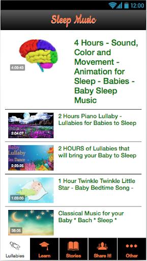 Baby Lullabies - Sleep Music