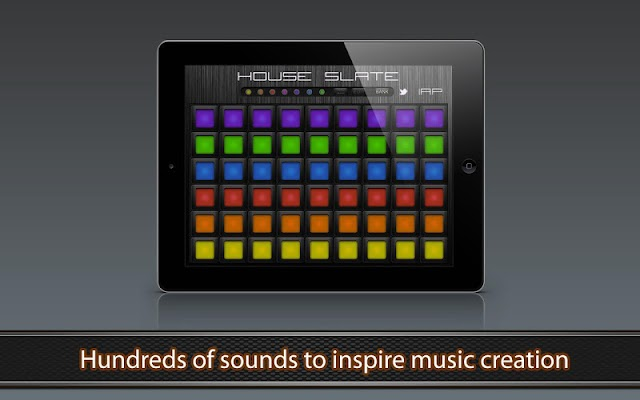 House Slate - House Drum Pads - screenshot