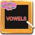 UKG - English - VOWELS