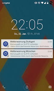 Wetterwarner Pro screenshot 6