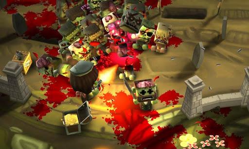 Zombie Town War
