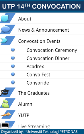 UTP Convocation 2014