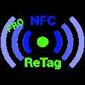 NFC ReTAG PRO logo