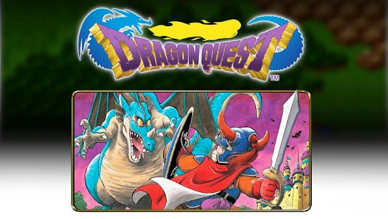 DRAGON QUEST Imagen do Jogo