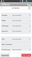 Screenshot of Autohaus Mense