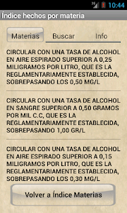 Codificado Tráfico screenshot 3