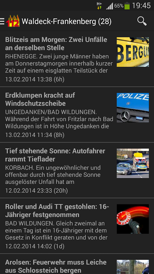 112-magazin - android apps on google play, Hause ideen