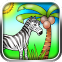 Funny Animals for Kids icon