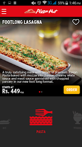 Pizza Hut Pakistan screenshot 3