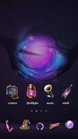 Screenshot of Magic World GO Launcher Theme