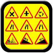 Road Signs Memory game