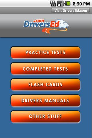 Drivers Ed Washington