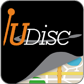 UDisc Disc Golf App