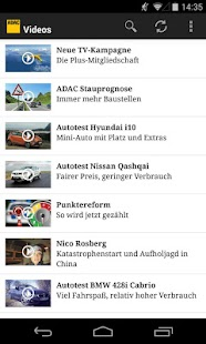 ADAC News - screenshot thumbnail