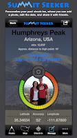 Screenshot of Summit Seeker