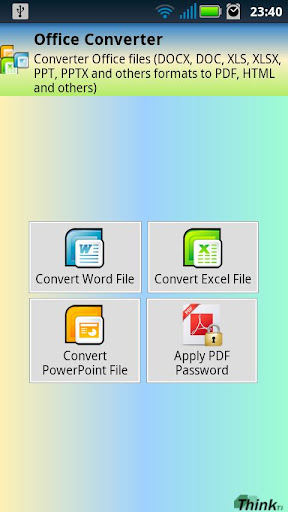 PPT Garden: Top 10 PDF Converter Apps for Android