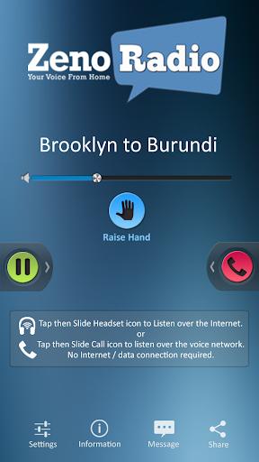 Brooklyn to Burundi