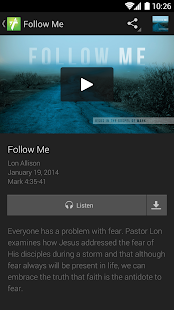 Wheaton Bible Church - screenshot thumbnail