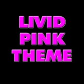 Livid Pink theme for GDE - HD