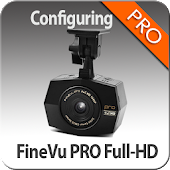 FineVu PRO Full-HD configuring