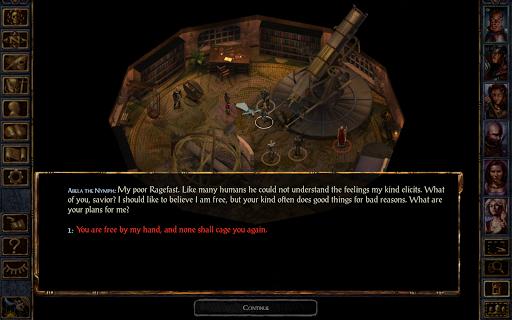 لعبة Baldur's Gate Enhanced Edition v1.3 b1220 [DLC Unlocked] لجوالات الاندرويد