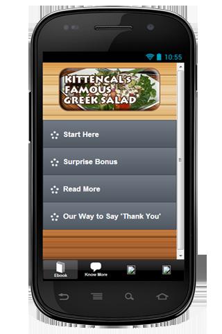 Recipes Kittencals Greek Salad