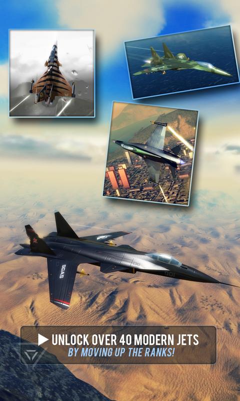 Sky Gamblers: Air Supremacy - screenshot