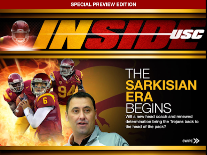 Inside USC- screenshot thumbnail
