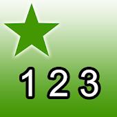 Esperanto, testo pri numeraloj