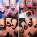 nail artist designs icon