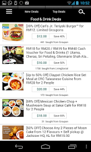 Deals Malaysia Daily Deals screenshot 1